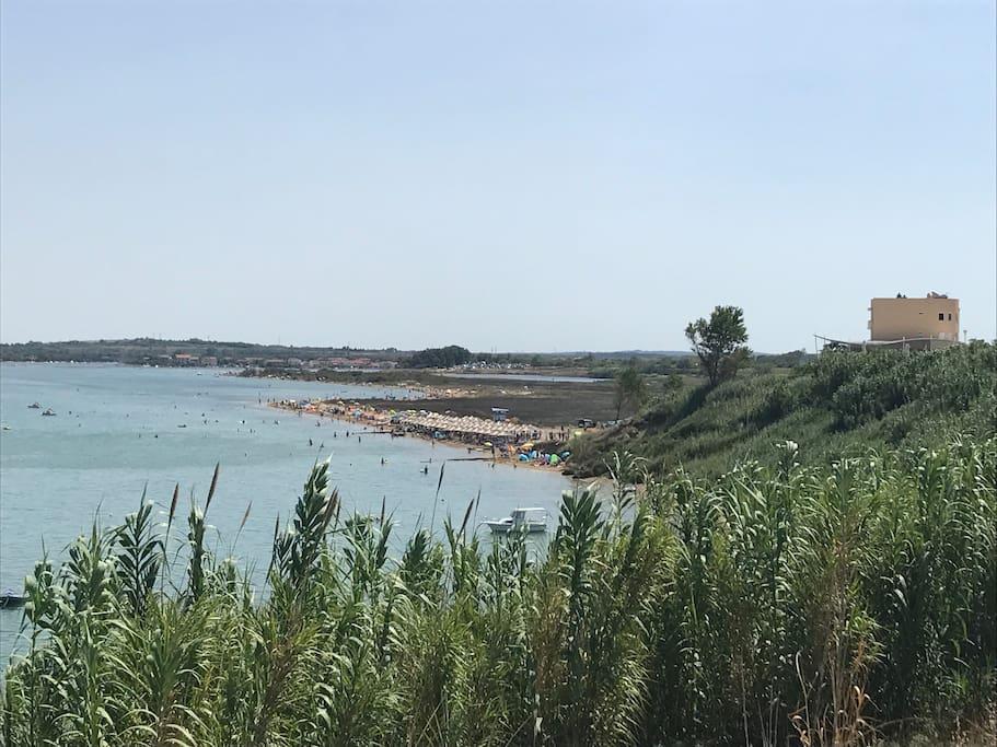 Krajlicina Beach - 800m