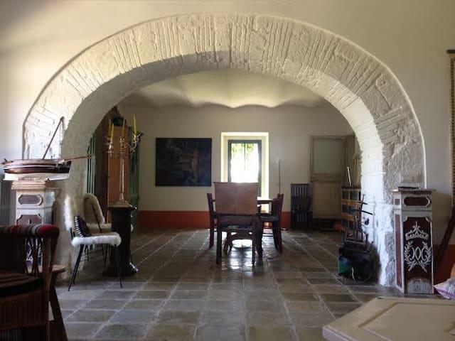 BOLSENA WONDERFUL VILLA UP TO 12 WITH POOL ON LAKE - Bolsena - Villa