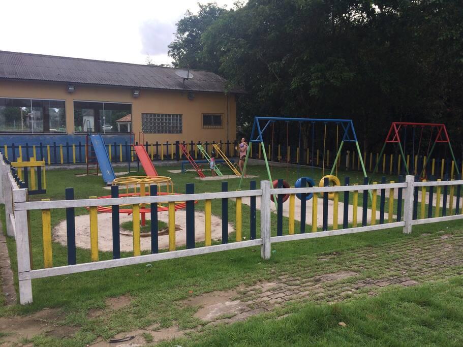 Parque para crianças.