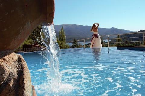 Luxury villa near Madrid