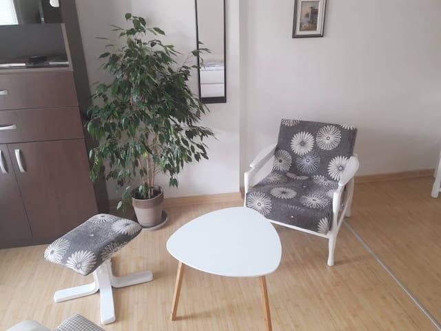 New, bright & clean apartment w/ WiFi