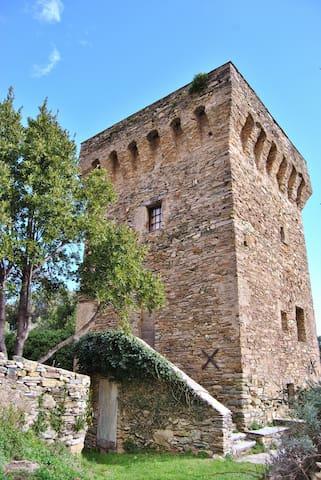 Superbe Tour Genoise du XVe siècle - Sisco