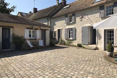 Chambre indépendante - Berchères-sur-Vesgre - 独立屋