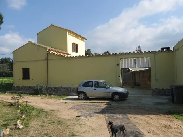 CASA CAMPIDANESE - Quartucciu - House