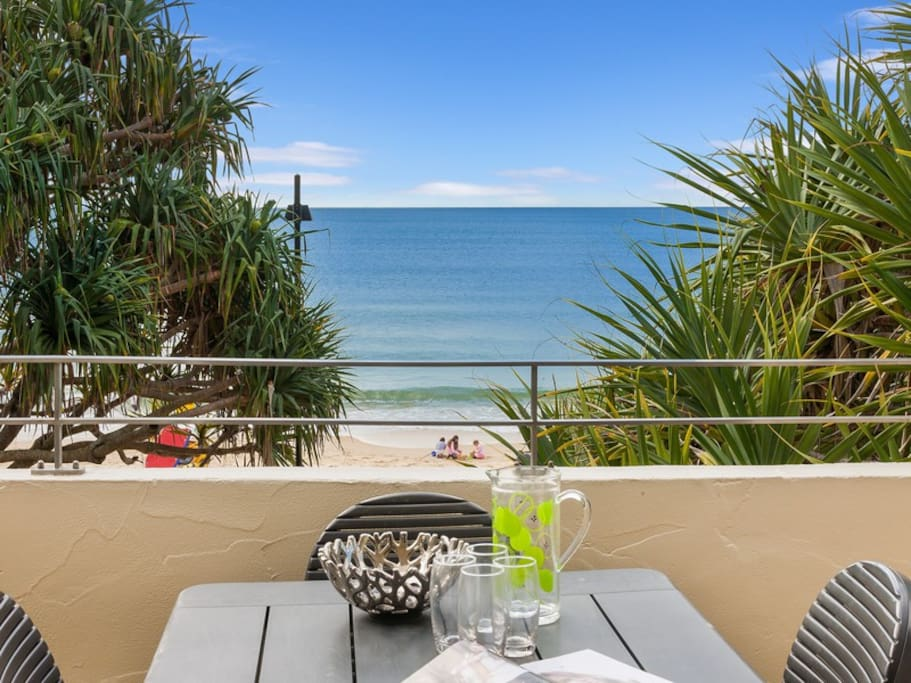 Fabulous View from your private balcony