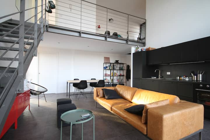 Beautiful new loft perfect for Salone del Mobile