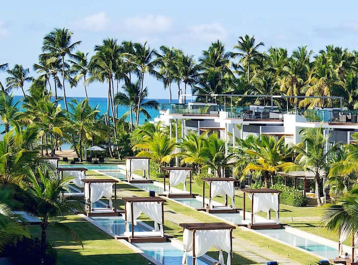 Beachfront at Sublime Hotel & Res