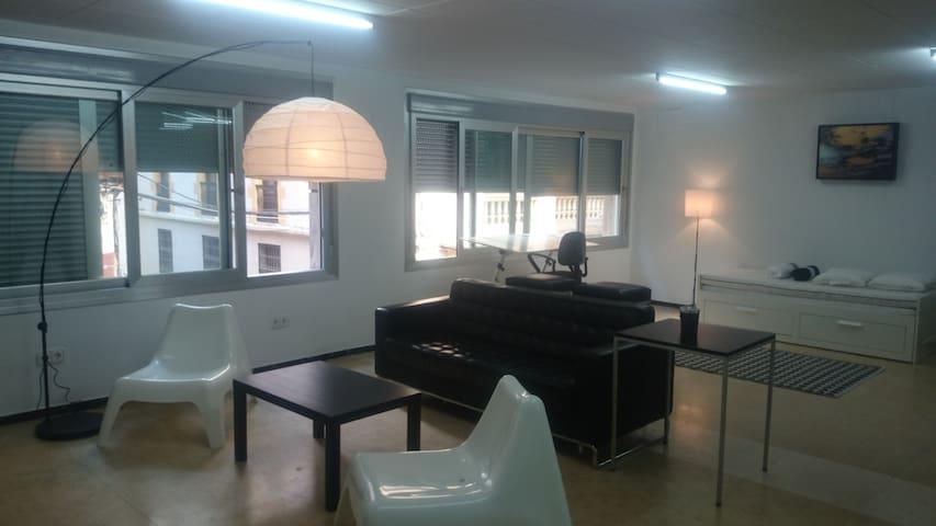 LOFT PLENO CENTRO DE CORDOBA-WIFI - Cordoba - Appartement