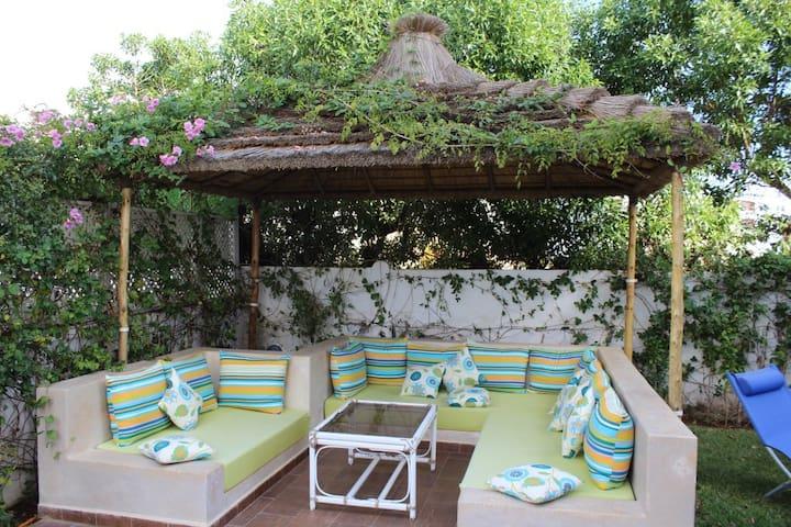Villa avec accès direct à la plage - Sidi Rahal - Villa