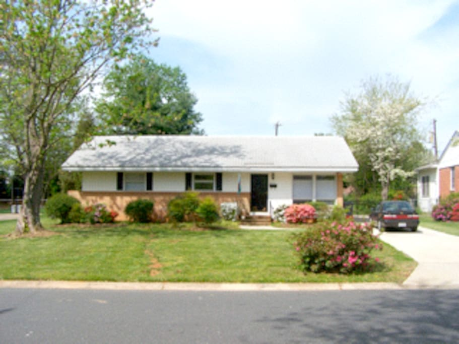 Mid Century Modern Ranch Houses For Rent In Charlotte
