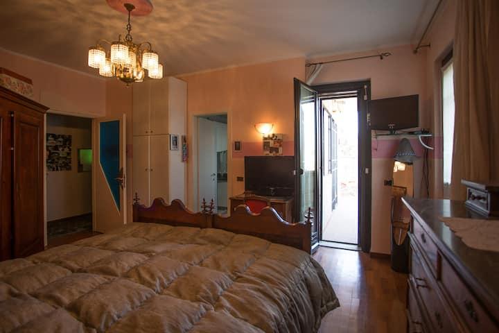 B&B Villa GRAMDE - Camera Doppia Greta