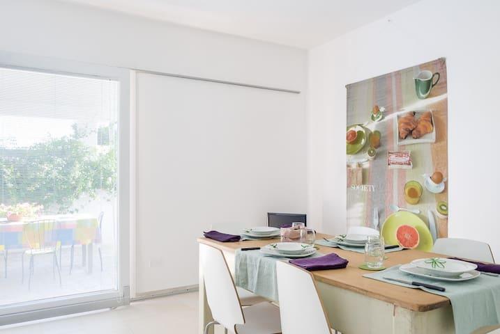 Villa Emma, Appartamento Green - Porto Cesareo - Apartment