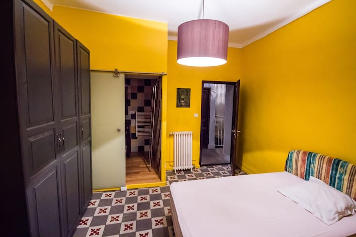Chambre avec SDBWC chez l'habitant - Montpeller - Casa