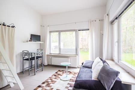 Tolle Ferienwohnung im Garten - Hamburg - Loft
