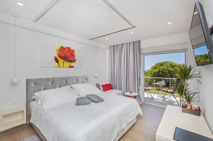 Boutique Flamingo Bed & Breakfast - room 1