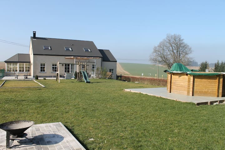 Holiday home in the Ardennes - La Roche-en-Ardenne
