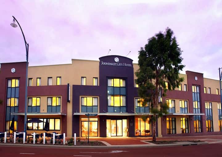 Joondalup City Hotel - Executive Double Room