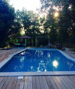Villa en provence verte pour 8 personnes - Néoules - 别墅