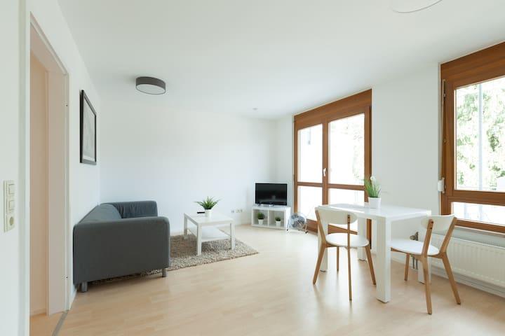 Schöne 1 Zimmerwohnung in der nähe von Basel