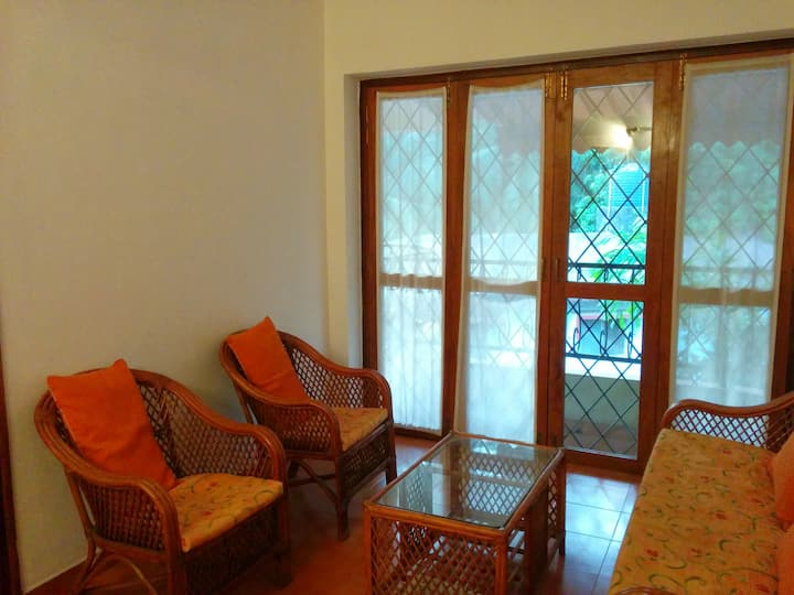 GOAville, one BHK in premium Arpora