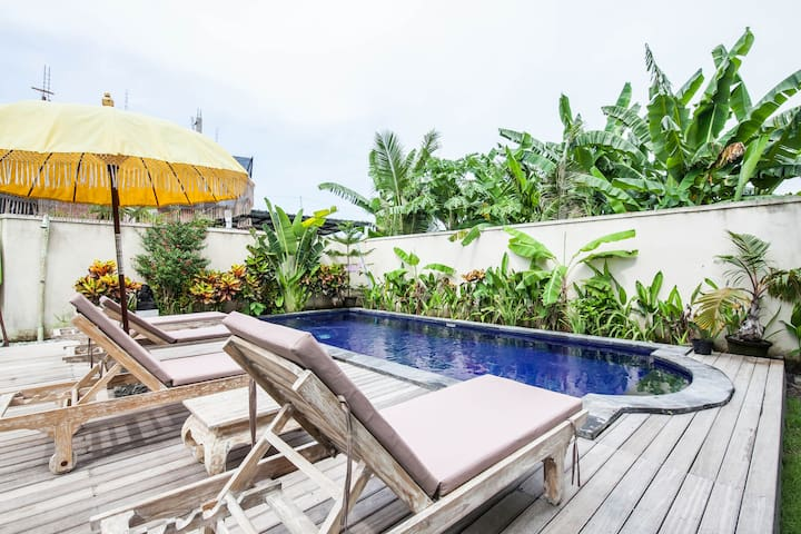The Spare Room Bali1 - Bed and Breakfast in Canggu - North Kuta