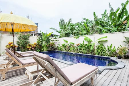 The Spare Room Bali - Bed and Breakfast in Canggu - North Kuta