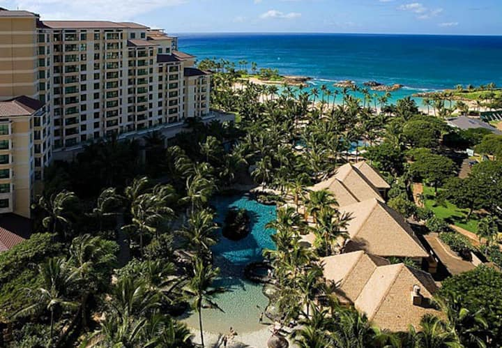 Mariott Ko Olina Beach Club (2 Bedroom)