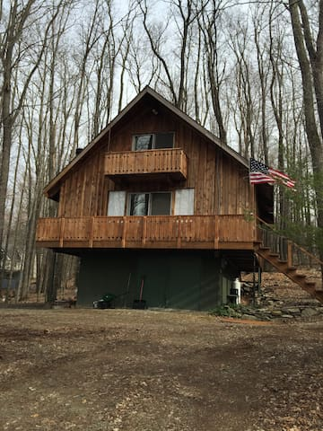 Lake Wallenpaupack Lakeside Cottage - Greentown - Talo