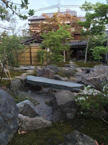 Traditional home in Shibata Nigata  - Shibata-shi - Hus