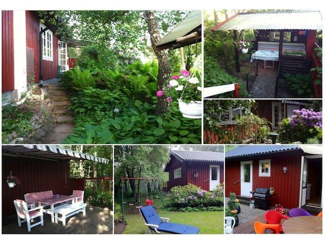 Summerhouse - Mellbystrand - Haus