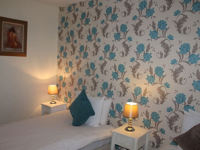 The Swan at Stoford - Twin ensuite