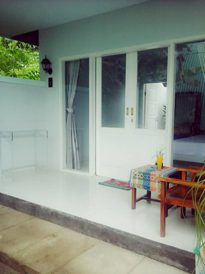 jibril guest house room 2 AC
