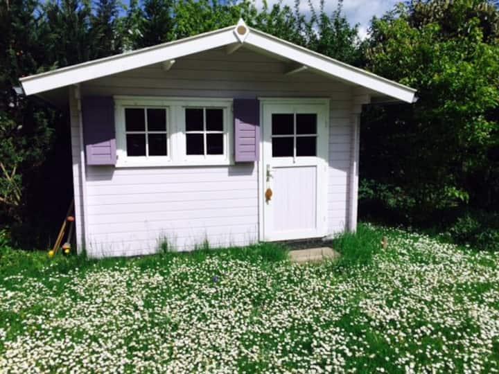 Gartenhaus für Kassel Besucher
