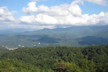 Mountain Condo with Amazing Views! - Gatlinburg - Appartement en résidence