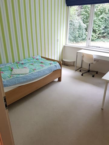 1 persoons kamer 2 (10.5 m2)