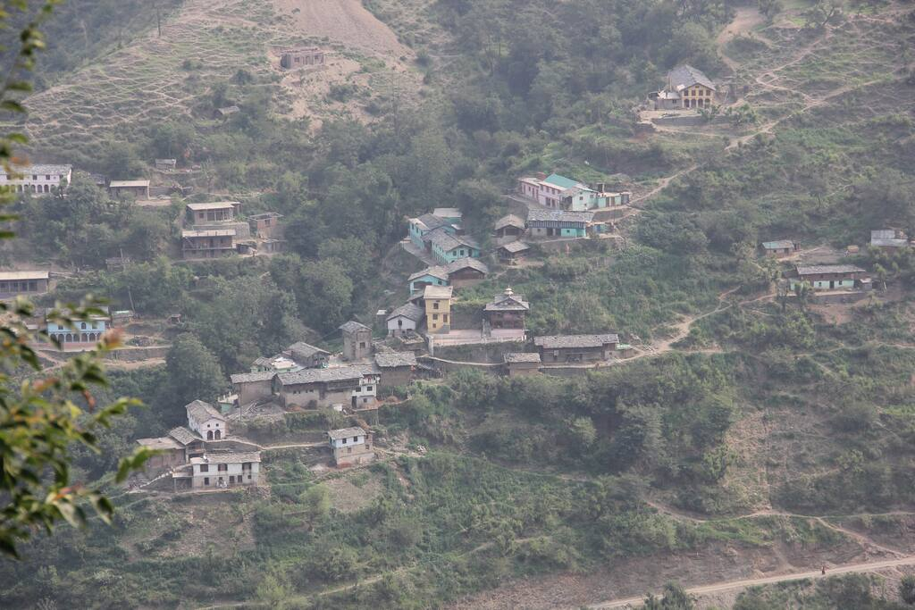 Beautiful nearby villages