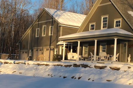Stylish Accommodation with Classic Vermont Charm - Norwich