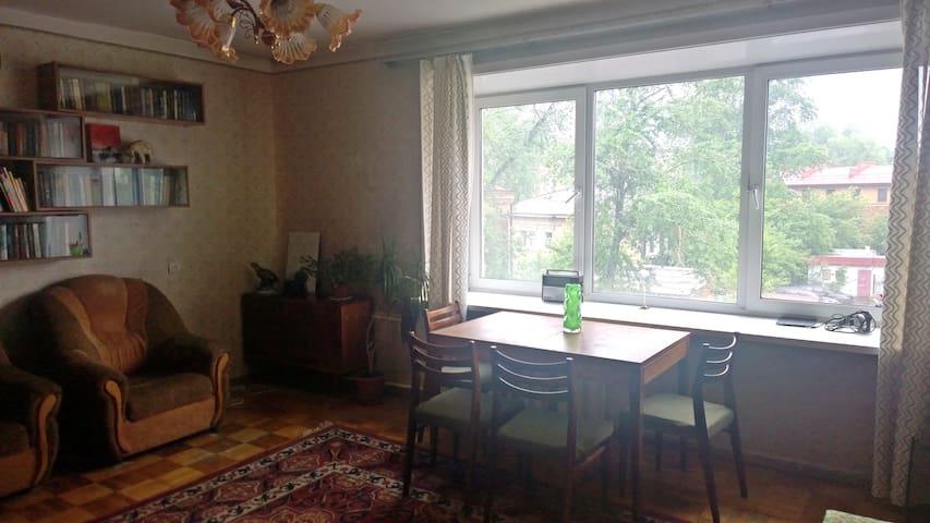 Private room in the city center - Irkutsk - Apartment
