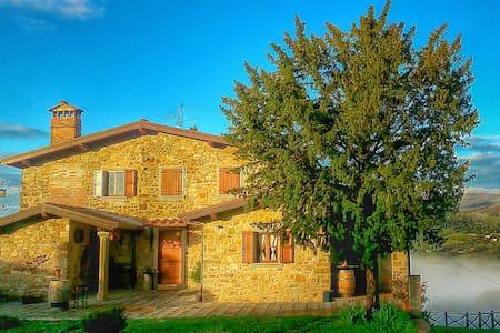 original tuscan - Bibbiena - Casa