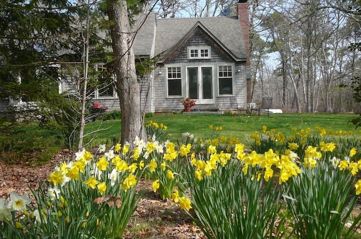 Inviting Island retreat - West Tisbury - Penzion (B&B)