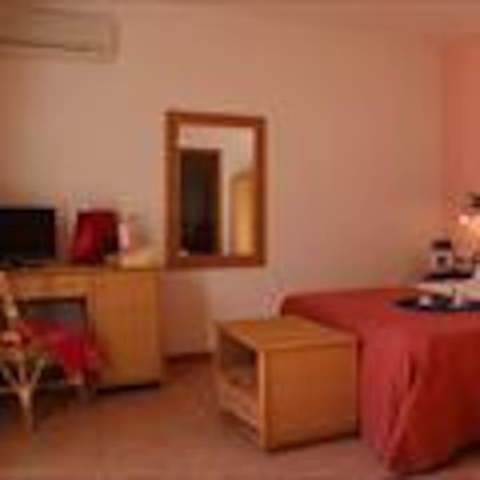 interno di un appartamento tipo