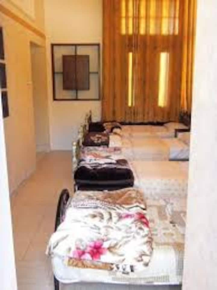 4Bed male dormitory