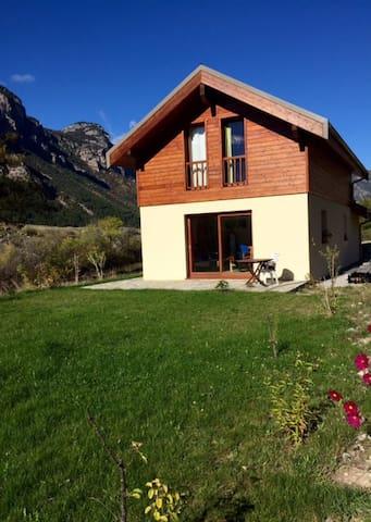 Maison individuelle 4/6 personnes - La Roche-de-Rame - House