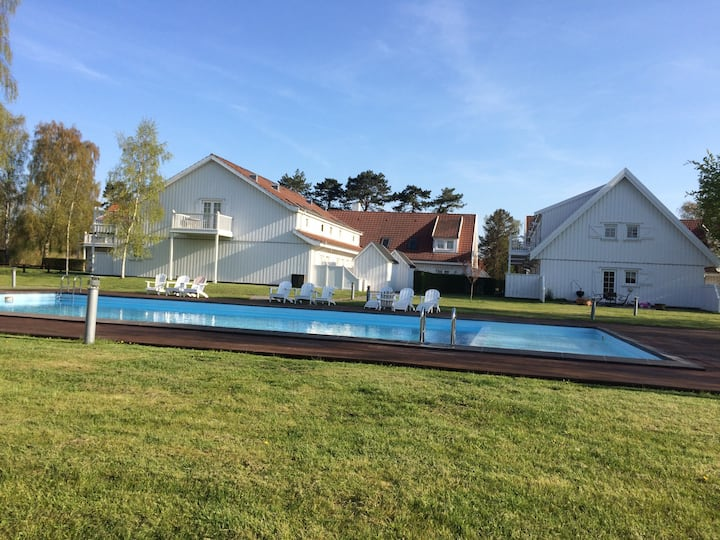Rørvig Park, Luksus sommerhus