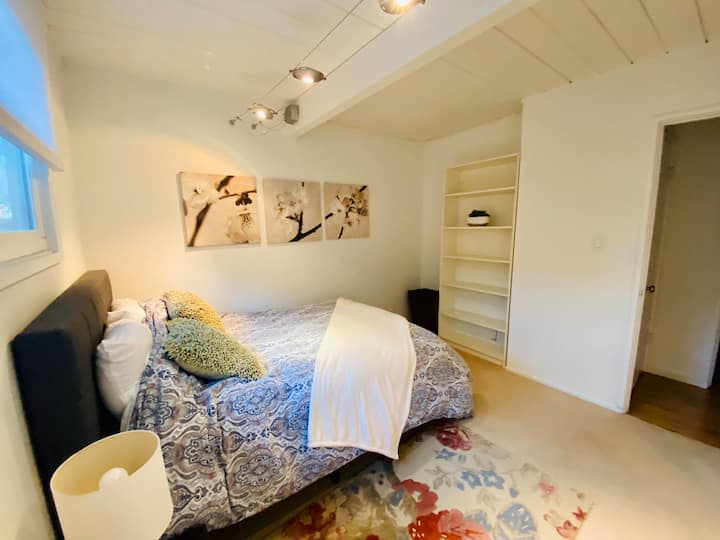 Charming Guest Suite - Heart of Silicon Valley