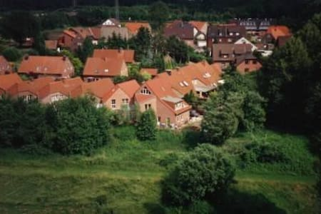 Apartement für 2-3 P.  u. 1 Damenzimmer in Datteln - Datteln