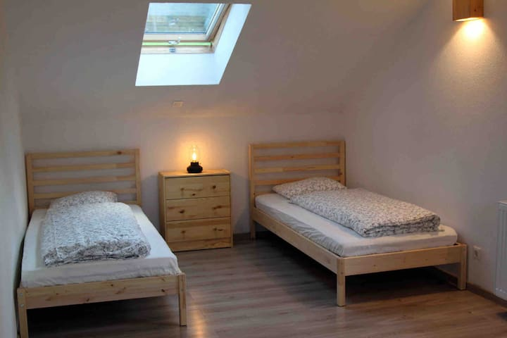 Privat Doppelzimmer nähe Graz und Voitsberg