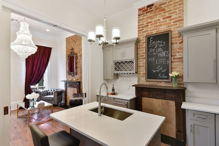 Stay in LUXURY in the heart of the French Quarter - La Nouvelle-Orléans