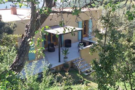 Villa entre mer et montagne l - Urtaca - Hus