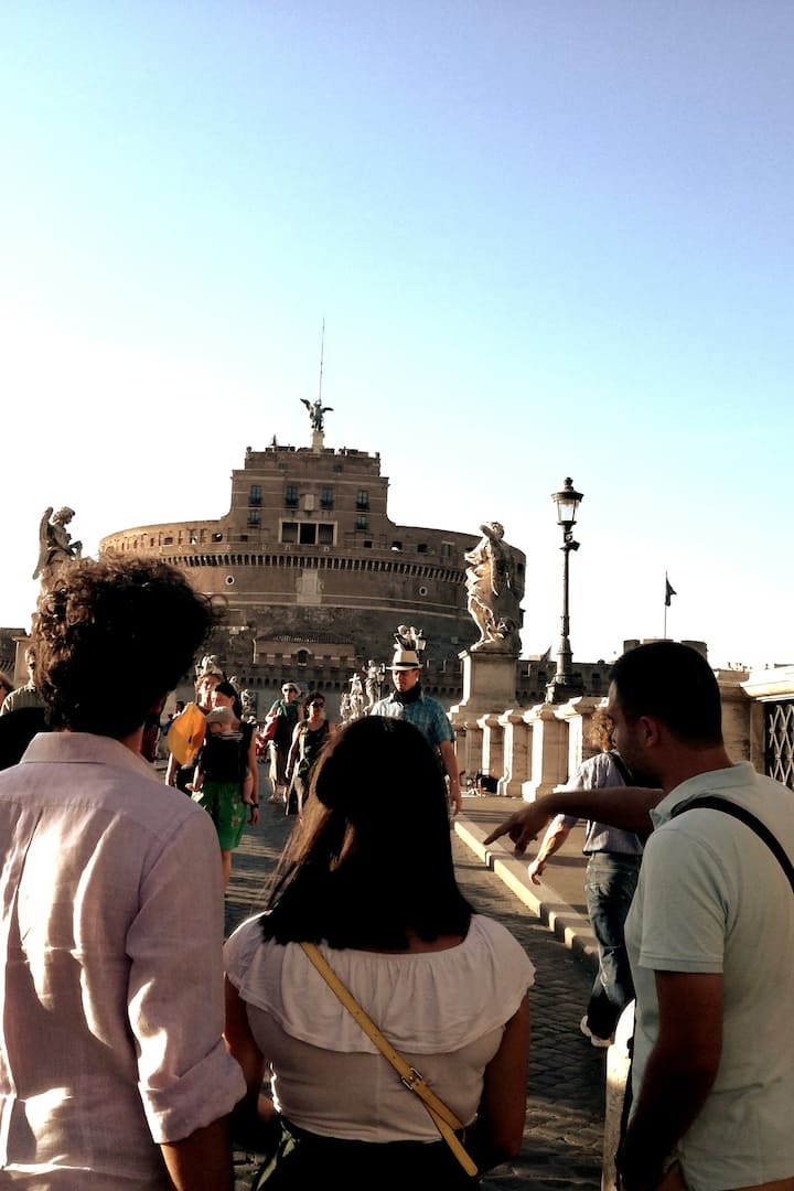 The most haunted castle in Rome